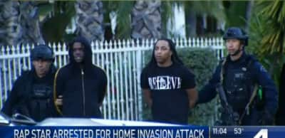 Chief Keef Arrested In Los Angeles On Robbery And Assault Charges