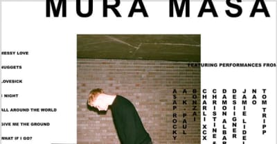 Mura Masa's Self-Titled Debut Is Here