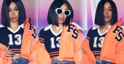 Offset, Missy Elliott, and Nicki Minaj congratulated Cardi B on her No. 1 single