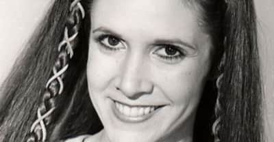 9 Invaluable Lessons We Learned From Carrie Fisher's Extraordinary Life