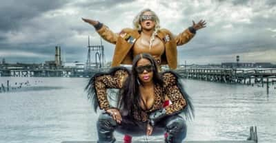 "Remy Ma recruits Lil Kim for her new single ""Wake Me Up"""