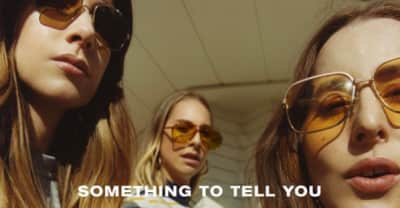 Stream Haim's Album Something To Tell You Now