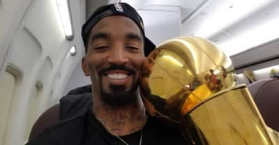 JR Smith Had The Best Night Ever
