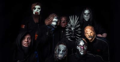 """Slipknot share new song """"Solway Firth"""""""