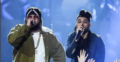 The Weeknd and Belly Pull Out Of Jimmy Kimmel Performance In Protest Of Donald Trump