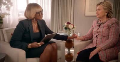 Watch A Preview Of Mary J. Blige's Special Interview With Hillary Clinton