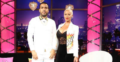 Watch The First Episode Of The Amber Rose Show