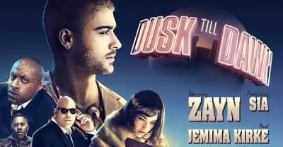 "Zayn Announces New Single ""Dusk Till Dawn"" Featuring Sia"
