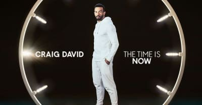 Craig David Announces New Album The Time Is Now