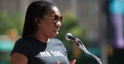 #MeToo creator Tarana Burke will drop the ball on New Year's Eve