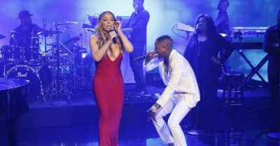 "Watch Mariah Carey And YG Perform ""I Don't"" For The First Time"