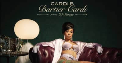 "Cardi B releases ""Bartier Cardi,"" featuring 21 Savage"