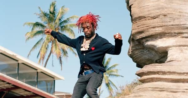 Watch Lil Uzi Vert Take A Huge Dive Into The Crowd At
