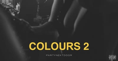 Listen to PARTYNEXTDOOR's Surprise EP Colours 2