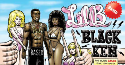 Listen To Lil B's Black Ken Mixtape