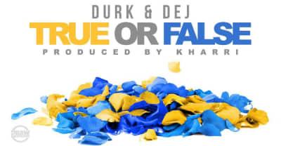 "Lil Durk And Dej Loaf Share ""True Or False"""