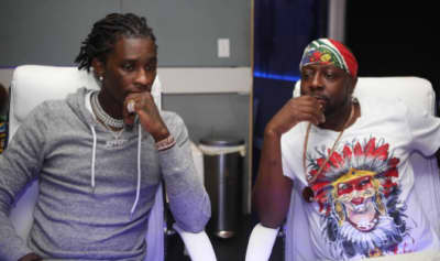 "Wyclef Jean On Young Thug: ""He Reminded Me Of A Modern Tupac"""