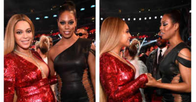 Laverne Cox Announces Collaboration With Beyoncé