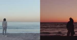 "Daniel Caesar and H.E.R's ""Best Part"" video is a moody beach stroll"