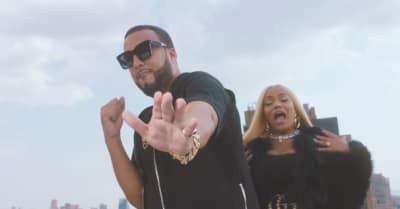 "Stefflon Don and French Montana Team Up For ""Hurtin' Me"" Video"