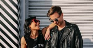 "Matt and Kim tap The Knocks for new ""Happy If You're Happy"" remix and share tour dates"