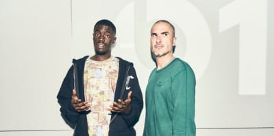 Sheck Wes talks future collabs with Playboi Carti and Offset on Beats 1