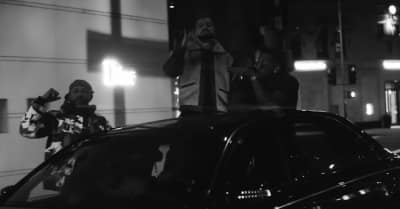 "Trouble and Drake take a ride in the ""Bring It Back"" video"