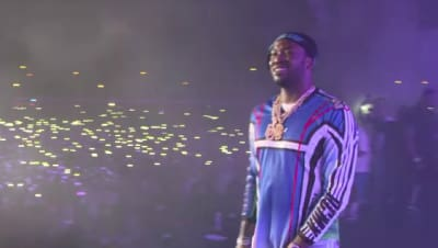 Watch Meek Mill perform at Rolling Loud