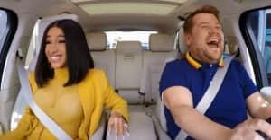 Watch Cardi B's Carpool Karaoke