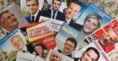 Report: France Casts Their Votes Today In Important Presidential Election