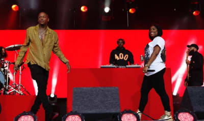 "Watch YG Perform And Kamaiyah Perform ""Why You Always Hatin?"" On Jimmy Kimmel Live"