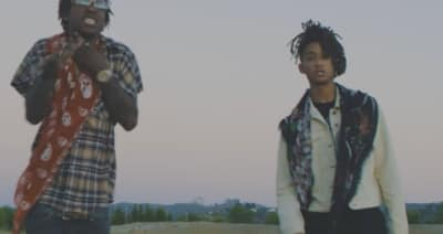 "Rich The Kid And Jaden Smith Share ""Like This"" Video"