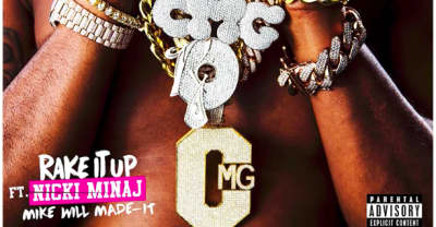 "Yo Gotti And Nicki Minaj Team Up For ""Rake It Up"""