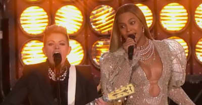 "CMAs: ""We Have Not Erased Any Mentions Of Beyoncé's Performance"""