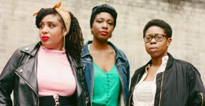 Women of color have always had a place in punk. Big Joanie is here to remind you of that.