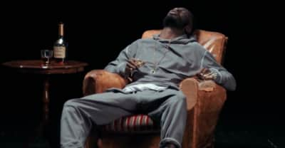 """Kojey Radical Can't Escape His Demons In The Provocative Video For """"Footsteps"""""""