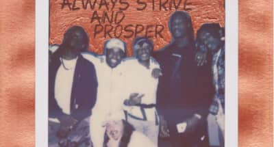 A$AP Rocky Announces Completion Of A$AP Mob's Cozy Tape