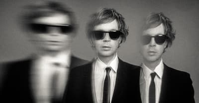 "Beck shares new single ""Saw Lightning"" produced by Pharrell"
