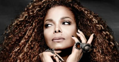 Janet Jackson Has A Countdown Clock On Her Website