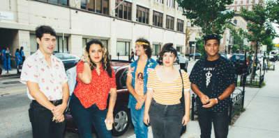"""Hear Downtown Boys take on Selena's """"Fotos y Recuerdos"""""""