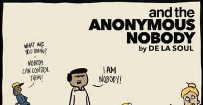 Listen To De La Soul's and the Anonymous Nobody... Album