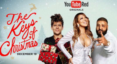 DJ Khaled And Mariah Carey Will Star In The Keys Of Christmas Special