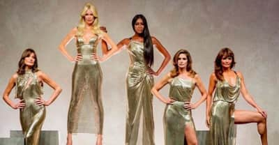 The Original Supermodels Had An Iconic Reunion On The Versace Runway