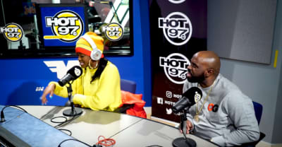 Watch Tierra Whack freestyle over a Busta Rhymes beat on Hot 97