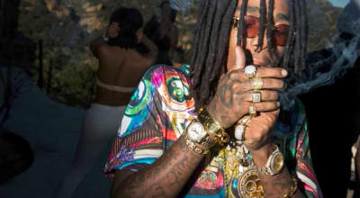 """Listen To Quavo's New Track """"Stars In The Ceiling"""""""