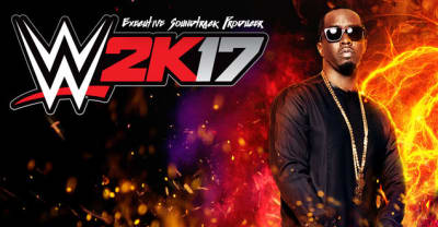 Diddy Curated WWE 2K17 Soundtrack To Feature Anderson .Paak, Kodak Black, And More