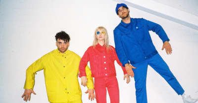 "Listen To Paramore's New Single ""Hard Times"""