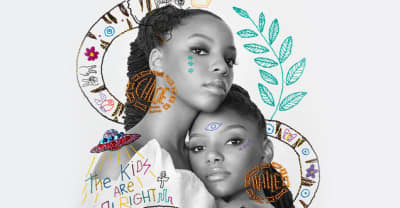 Chloe x Halle share debut album The Kids Are Alright