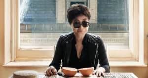 Yoko Ono announces new album Warzone