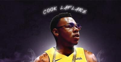 "Cook LaFlare's ""Warrior"" is a clutch soundtrack to your pre-game warm-up"